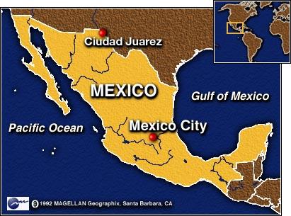 ciudad juarez mexique