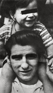 DeSalvo et son fils Michael