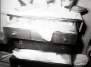 Les tiroirs chez Ana Slesers