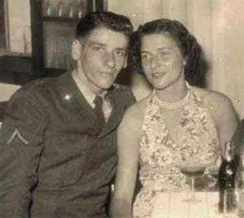 DeSalvo et son épouse