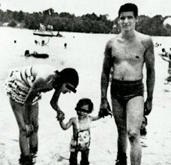 DeSalvo et sa fille Judy