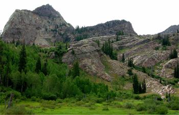 Twin Peaks Wilderness Area