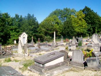 Le cimetière de Laigneville