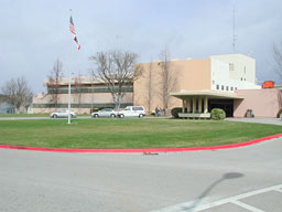 L'hôpital d'Atascadero