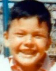 Richard Ramirez à 6 ans