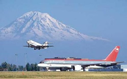 L'aeroport de Sea-Tac