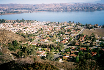 Nord de Lake Elsinore