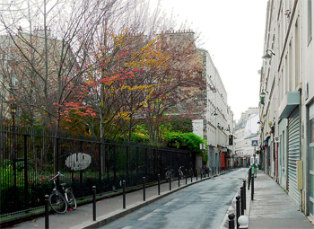 rue de la Forge-Royale