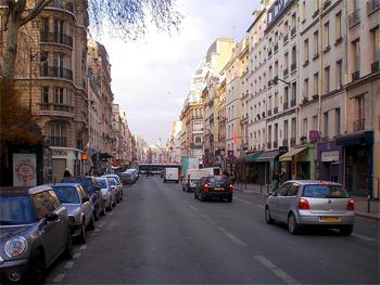 rue du Faubourg-Saint-Antoine