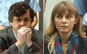 Marc Dutroux et Michelle Martin