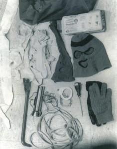 Ted-Bundy kit de meurtre viol