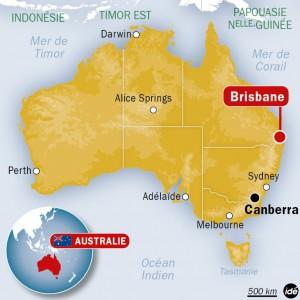 carte-de-l-australie-brisbane