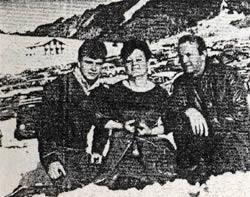 Succo et ses parents