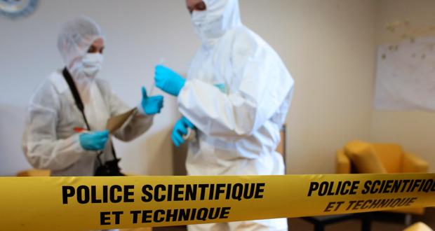 offre d emploi technicien de police technique et scientifique