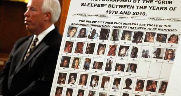 Certaines des nombreuses victimes de Franklin