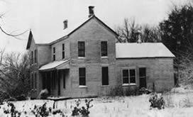 La maison d'Ed Gein