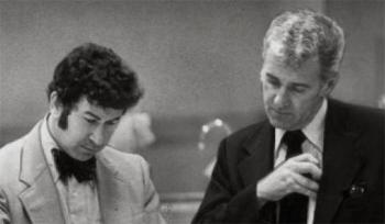 Les inspecteurs Toschi et Armstrong