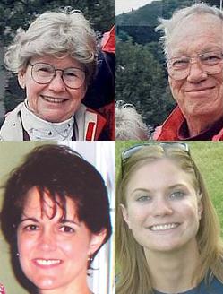 Les 4 victimes