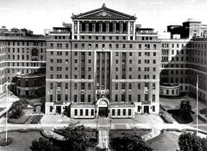 L'hôpital Bellevue
