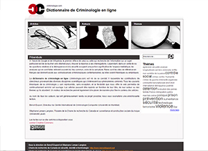 site criminologie