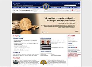 FBI law enfrocement bulletin