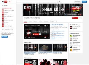 serial killer channel