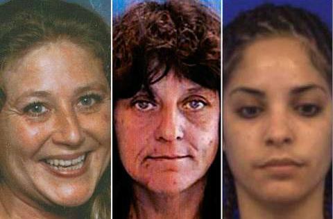 Marie Jane Menard, Diane Cusack et Joyvaline Martinez