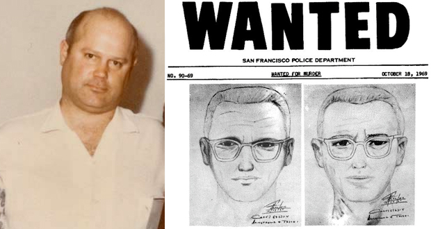 Arthur Leigh Allen on The Zodiac Killer