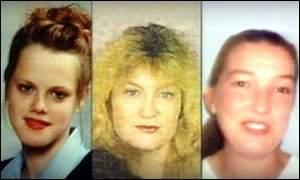 Jodie Hyde, Rosemary Corcoran et Carol Jordan