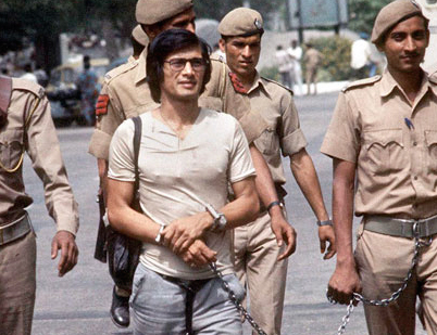 Charles Sobhraj arrêté en 1977