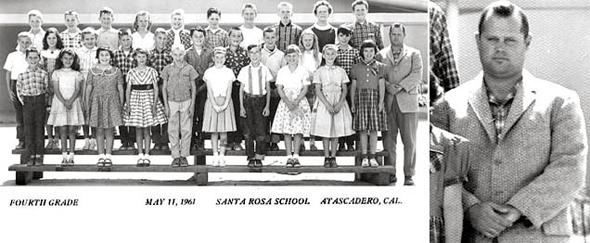Arthur Leigh Allen était enseignant en 1961