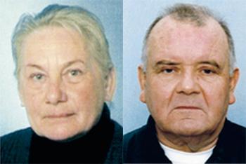 Erna et Gerhard Hintermeier
