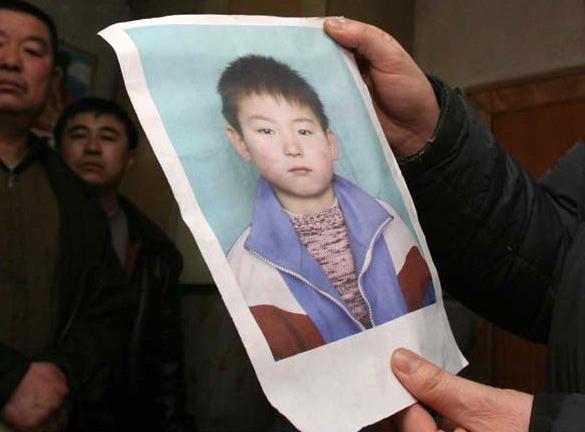 L'une des victimes de Gong Runbo