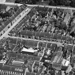 Vue aérienne de Hull