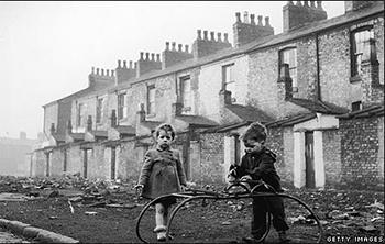 Manchester dans les années 1960