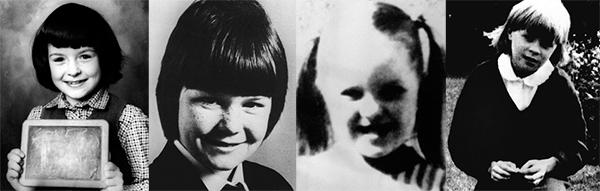 les victimes de Robert Black