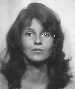 Christine Thornton en 1977