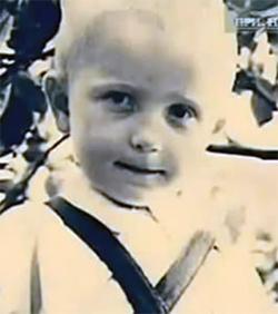 Anatoly Onoprienko à 3 ans