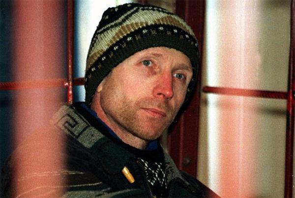 Anatoly Onoprienko durant son procès