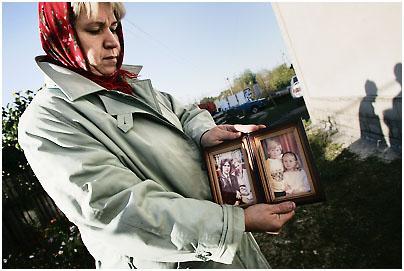 Les photos de la famille Bodnarchuk
