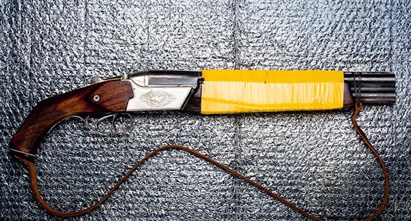 Onoprienko - Le fusil à canon scié