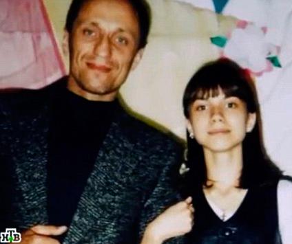 Mikhail Popkov et sa fille