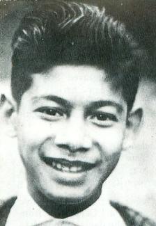 Sobhraj en 1956