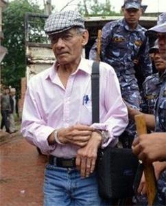 Sobhraj arrêté au Népal