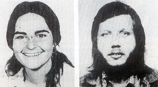 Connie Jo Bronzich et Laurent Carrière