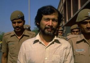 Sobhraj arrêté en 1986