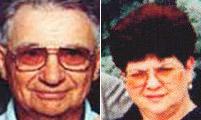 George Morner et Carolyn Frederick
