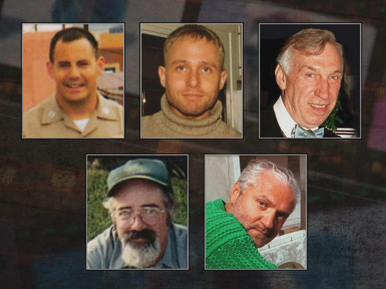 Les victimes d'Andrew Cunanan